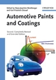 Automotive Paints and Coatings (3527309713) cover image