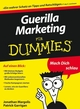 Guerilla Marketing für Dummies (3527642013) cover image