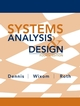 Systems Analysis and Design, 4th Edition (EHEP000213) cover image