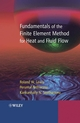 Fundamentals of the Finite Element Method for Heat and Fluid Flow (0470020814) cover image