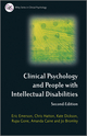 Clinical Psychology and People with Intellectual Disabilities, 2nd Edition (0470029714) cover image