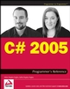 C# 2005 Programmer's Reference (0470046414) cover image