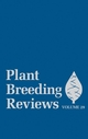 Plant Breeding Reviews, Volume 29 (0470052414) cover image