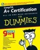 CompTIA A+ Certification All-In-One Desk Reference For Dummies (0470121114) cover image