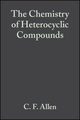 The Chemistry of Heterocyclic Compounds, Volume 12, Six Membered Heterocyclic Nitrogen Compounds with Three Condensed Rings (0470378514) cover image
