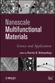 Nanoscale Multifunctional Materials: Science & Applications (0470508914) cover image