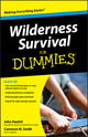 Wilderness Survival For Dummies (0470542314) cover image