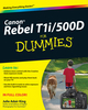 Canon EOS Rebel T1i / 500D For Dummies  (0470557214) cover image