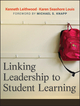 Linking Leadership to Student Learning (0470623314) cover image