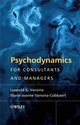 Psychodynamics for Consultants and Managers (0470779314) cover image