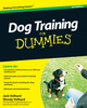 Dog Training For Dummies, 3rd Edition (0470882514) cover image