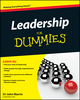 Leadership For Dummies (0470972114) cover image
