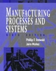 Manufacturing Processes and Systems, 9th Edition (0471047414) cover image