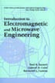 Introduction to Electromagnetic and Microwave Engineering (0471177814) cover image