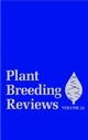 Plant Breeding Reviews, Volume 22 (0471215414) cover image