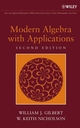 Modern Algebra with Applications, 2nd Edition (0471414514) cover image