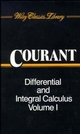 Differential and Integral Calculus, 2 Volume Set (Volume I Paper Edition; Volume II Cloth Edition) (0471588814) cover image