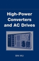 High-Power Converters and AC Drives (0471731714) cover image