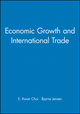 Economic Growth and International Trade (0631218114) cover image