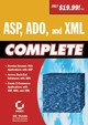 ASP, ADO, and XML Complete (0782129714) cover image