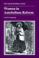 Women in Antebellum Reform (0882959514) cover image