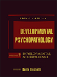 Developmental Psychopathology, Volume 2, Developmental Neuroscience, 3rd Edition (1118120914) cover image