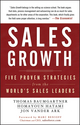 Sales Growth: Five Proven Strategies from the World's Sales Leaders (1118343514) cover image
