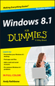 Windows 8.1 For Dummies, Portable Edition (1118513614) cover image