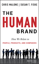 The Human Brand: How We Relate to People, Products, and Companies (1118611314) cover image
