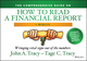 The Comprehensive Guide on How to Read a Financial Report: Wringing Vital Signs Out of the Numbers, + Website (1118735714) cover image