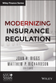 Modernizing Insurance Regulation (1118758714) cover image