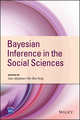 Bayesian Inference in the Social Sciences (1118771214) cover image