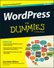 WordPress For Dummies, 6th Edition (1118791614) cover image