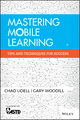 Mastering Mobile Learning (1118884914) cover image