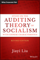 Study on the Auditing Theory of Socialism with Chinese Characteristics, Revised Edition (1119107814) cover image