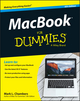 MacBook For Dummies, 6th Edition (1119151414) cover image