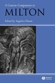A Concise Companion to Milton (1405122714) cover image