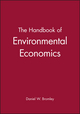The Handbook of Environmental Economics (1557866414) cover image