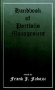 Handbook of Portfolio Management (1883249414) cover image