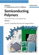 Semiconducting Polymers: Chemistry, Physics and Engineering, 2nd Edition, Two-Volume Set (3527312714) cover image