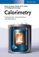 Calorimetry: Fundamentals, Instrumentation and Applications (3527327614) cover image