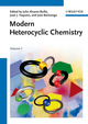 Modern Heterocyclic Chemistry, 4 Volume Set (3527332014) cover image