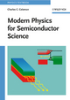 Modern Physics for Semiconductor Science (3527407014) cover image