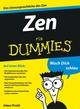 Zen für Dummies (3527658114) cover image