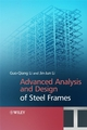 Advanced Analysis and Design of Steel Frames (0470030615) cover image