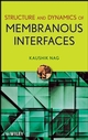 Structure and Dynamics of Membranous Interfaces (0470116315) cover image
