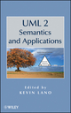 UML 2 Semantics and Applications (0470522615) cover image