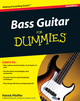 Bass Guitar For Dummies, 2nd Edition (0470539615) cover image