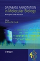 Database Annotation in Molecular Biology: Principles and Practice (0470856815) cover image