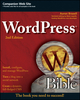 WordPress Bible, 2nd Edition (0470937815) cover image